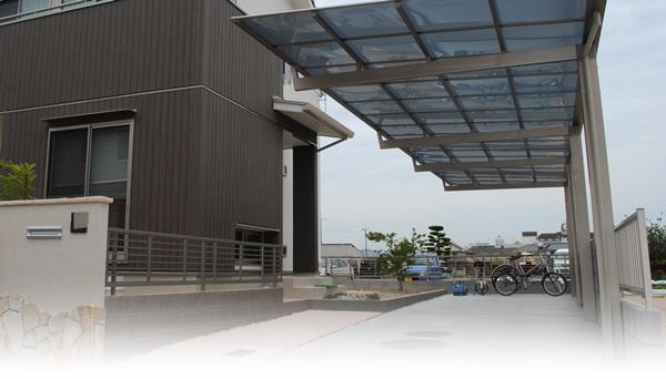 カーポート・ガレージ・駐車場