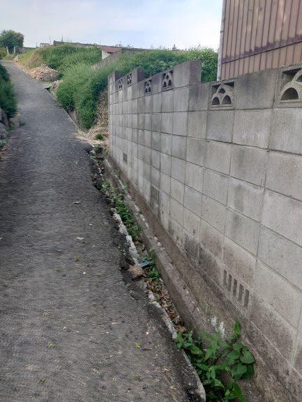 岡山市北区一宮 スクリーンフェンス(LIXIL フェンスAA)
